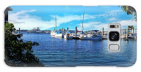 Naples Harbor Series 4054 Galaxy Case