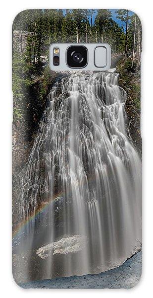 Narada Falls In Winter Galaxy Case