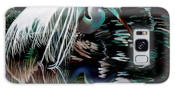 Narcissis Galaxy Case by Susan Duda