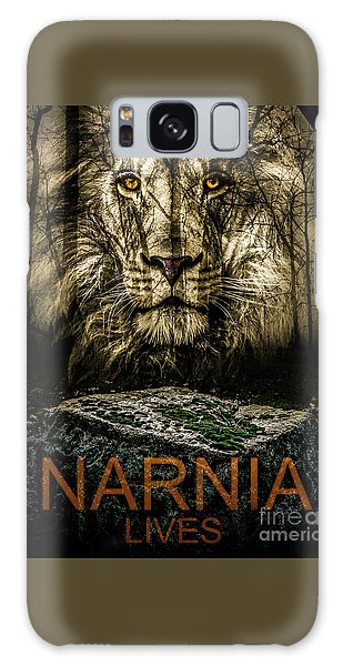 Narnia Lives Galaxy Case