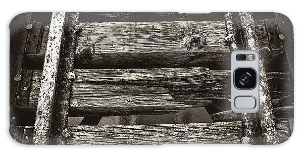 Narrow Gauge Tracks #photography #art #trains Galaxy Case