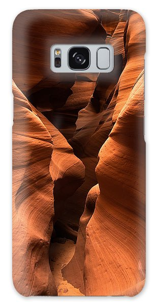 Narrow Passage Galaxy Case by Carl Amoth