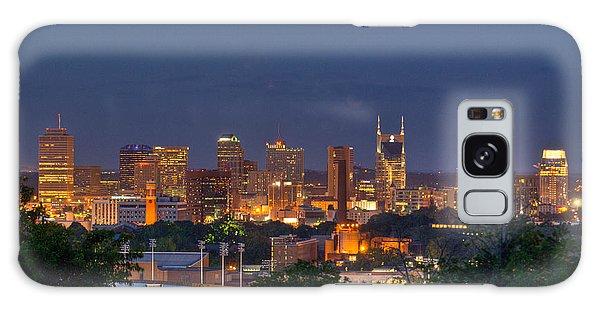 Nashville By Night 2 Galaxy Case