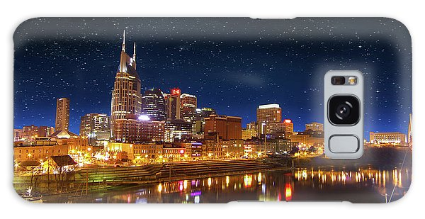 Nashville Nights Galaxy Case