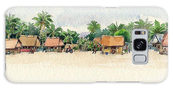 Nassau, Cook Islands, South Pacific Galaxy Case