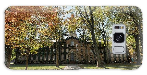Nassau Hall Princeton University Galaxy Case