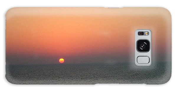Nassau Sunset Galaxy Case
