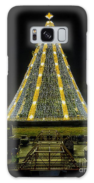 National Christmas Tree #2 Galaxy Case