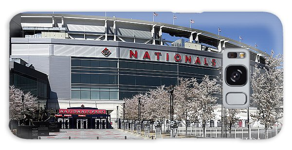 Nationals Park In Washington D.c. Galaxy Case