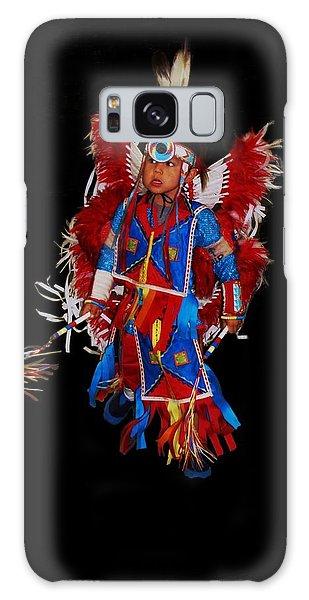 Native American Dancer Galaxy Case