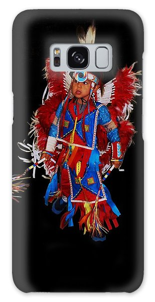 Native American Dancer Galaxy Case