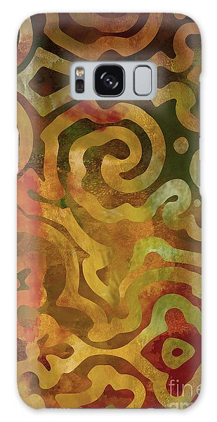Autumn Galaxy Case - Native Elements Earth Tones by Mindy Sommers