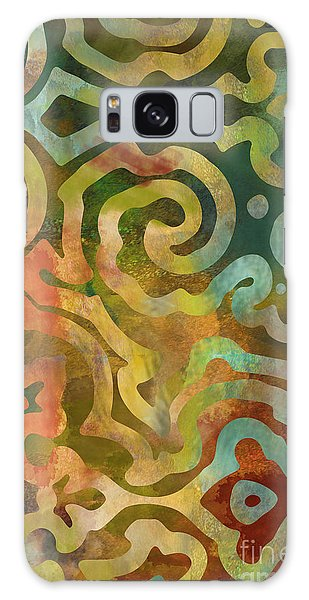 Autumn Galaxy Case - Native Elements Multicolor by Mindy Sommers
