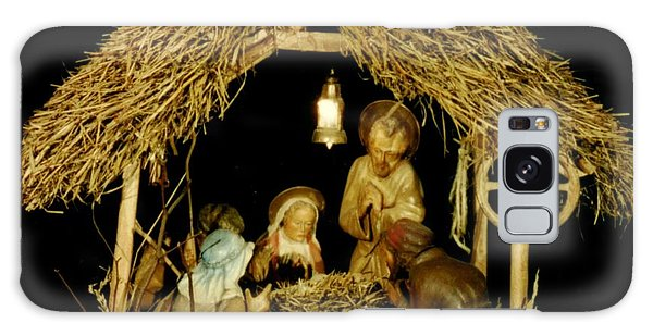 Nativity - On Request Galaxy Case