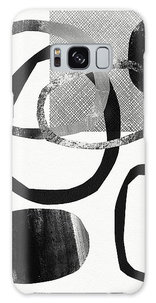 Stone Galaxy Case - Natural Balance 2- Abstract Art By Linda Woods by Linda Woods