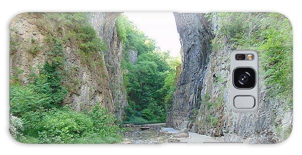 Natural Bridge Virginia Galaxy Case