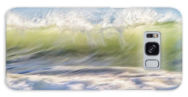 Natural Chaos, Quinns Beach Galaxy Case