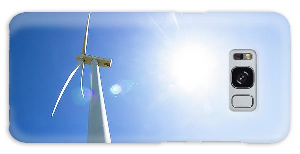Wind Power Galaxy Case - Natural Electricity by Jorgo Photography - Wall Art Gallery