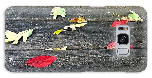 Natural Fall Galaxy Case