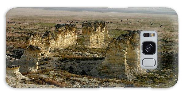 Natural Stonehenge Galaxy Case