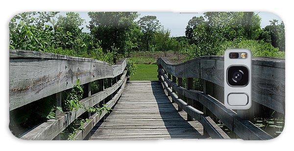 Nature Bridge Galaxy Case