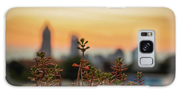 Nature In The City Galaxy Case