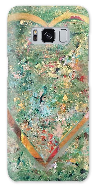 Nature Lover Galaxy Case by Diana Bursztein