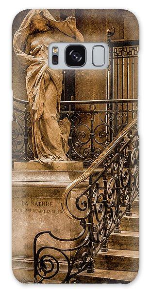 Paris, France - Nature Galaxy Case