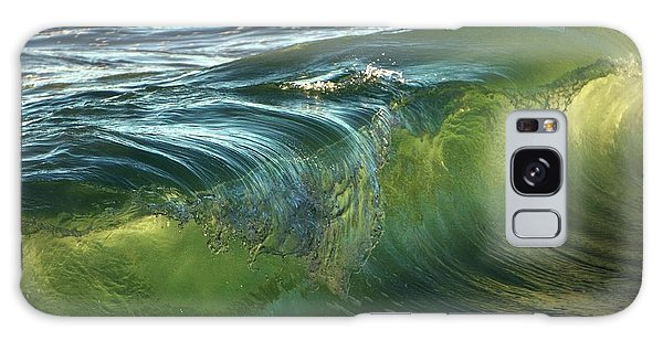 Galaxy Case featuring the photograph Nature Never Ceases To Amaze by Peter Thoeny