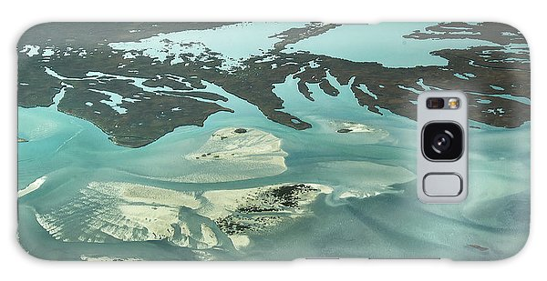 Natures Art On Barnegat Bay Galaxy Case