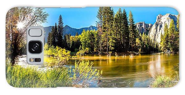 Yosemite National Park Galaxy S8 Case - Nature's Awakening by Az Jackson