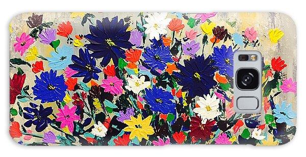 Natures Bouquet  Galaxy Case