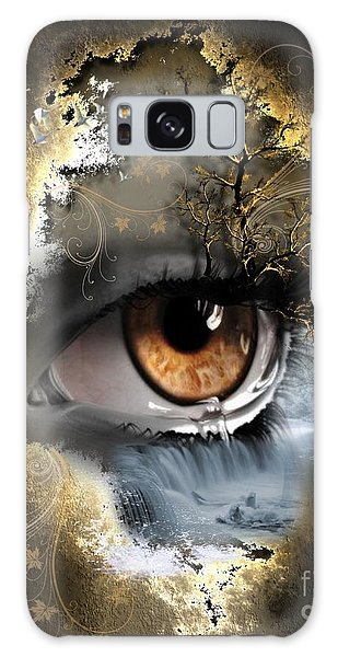 Natures Eye Galaxy Case