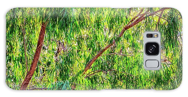 Natures Greens, Yanchep National Park Galaxy Case