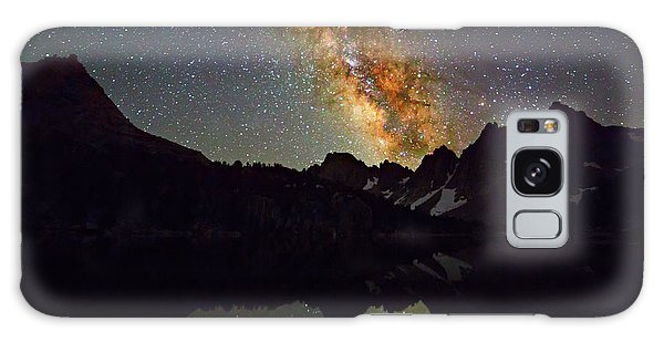 Kings Canyon Galaxy Case - Nature's Lightsaber by Brian Knott Photography