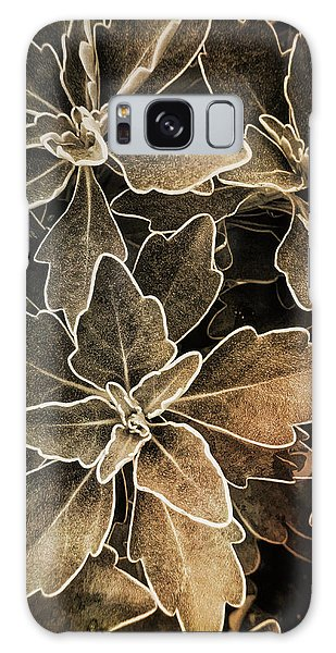 Natures Patterns Galaxy Case