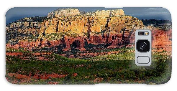 Nature's Spotlight, Sedona, Arizona Galaxy Case