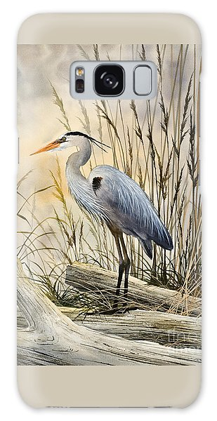 Herons Galaxy Case - Nature's Wonder by James Williamson