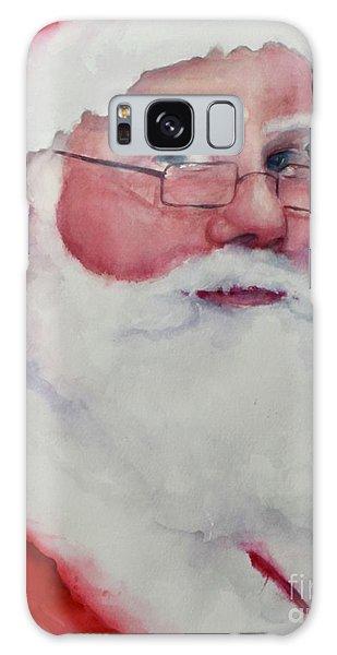 Naughty Or Nice ? Santa 2016 Galaxy Case