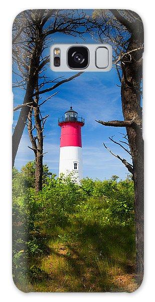 Otter Rock Galaxy Case - Nauset Lighthouse by Emmanuel Panagiotakis