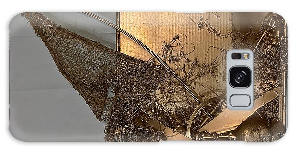 Nautical Abstract #11518 Galaxy Case