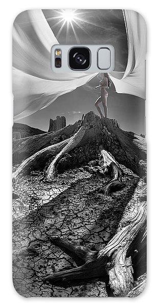 Nautilus Galaxy Case by Dario Infini