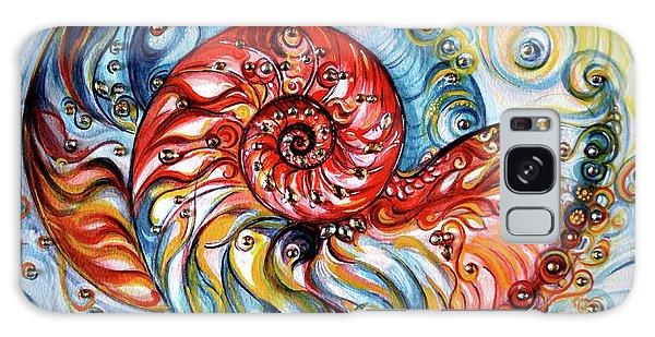 Nautilus Shell - Ocean Galaxy Case