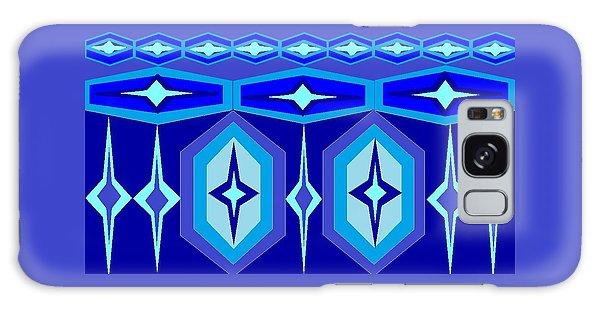 Navajo 7 Galaxy Case by Linda Velasquez