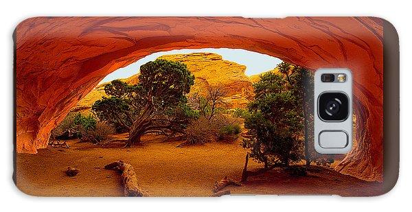 Navajo Arch Galaxy Case