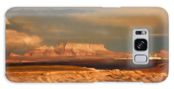 Navajo Generating Station Galaxy Case by Lana Trussell