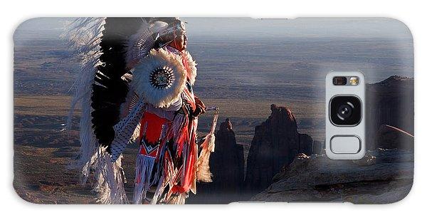 Navajo Sunrise Galaxy Case