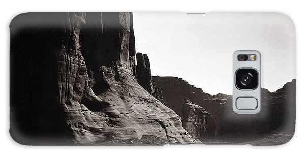 Navajos: Canyon De Chelly, 1904 Galaxy Case