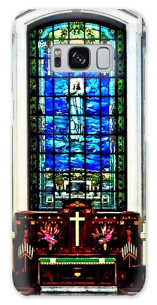 Naval Academy Chapel Galaxy Case