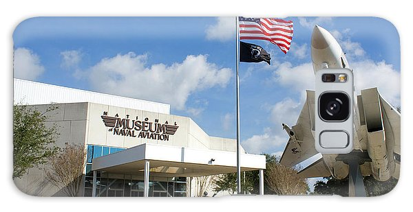 Naval Aviation Museum Galaxy Case